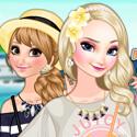 Elsa ve Anna Ada Otelinde