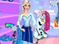 Elsa ve Olaf Bisiklet Dizaynı